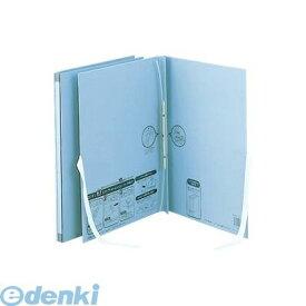 セキセイ AE-50FH-10 ブルー のびーるファイルエスヤード外ひも付ブルー【1冊】 AE50FH10ブルー A4S 紙表紙 のび-るファイル A4タテ A4-S A4判タテ型