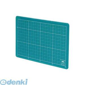 NTカッター エヌティー CM-22i-B カッティングマット CM22iB A5 ブルー カッターマット 青自然環境に優しいオレフィン樹脂使用 エヌティーカッター スケルトンブルー