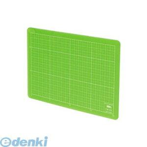 NTカッター エヌティー CM-22i-G カッティングマット CM22iG A5 グリーン カッターマット 緑自然環境に優しいオレフィン樹脂使用 エヌティーカッター スケルトングリーン