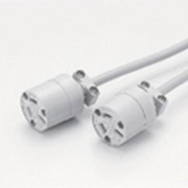 DNライティング [3PTJ2500] 3P継線コード 2500mm