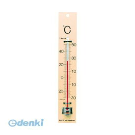 佐藤計量器製作所(SATO) [1510-00]【10個入】 板付寒暖計【フック箱】 SK−0637 151000