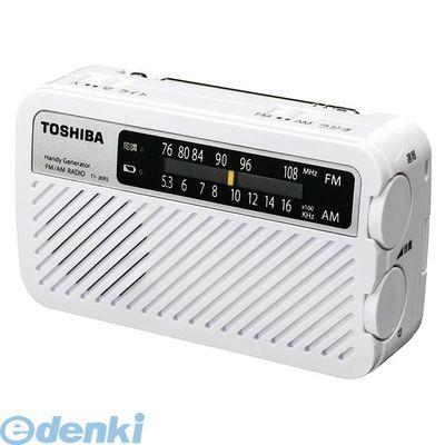 東芝(TOSHIBA) [TY-JKR5-W] FM/AM充電ラジオ TYJKR5W