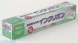 朝日電器(ELPA)[FIR-N43]FAXインクリボンFIRN43