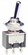 日本開閉器(NKK) [M-2012] トグルスイッチ基本レバー(10個セット) M2012