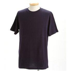 直送・代引不可5枚セット Tシャツ ネイビー×5枚 L別商品の同時注文不可