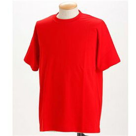 直送・代引不可ドライメッシュTシャツ 2枚セット 白+レッド LLサイズ別商品の同時注文不可