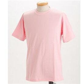 直送・代引不可ドライメッシュTシャツ 2枚セット 白+ソフトピンク LLサイズ別商品の同時注文不可