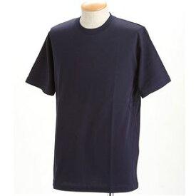 直送・代引不可ドライメッシュTシャツ 2枚セット 白+ネイビー LLサイズ別商品の同時注文不可