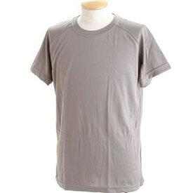 直送・代引不可J. S.D.F.(自衛隊)採用吸汗速乾半袖 Tシャツ2枚 SET L グレー別商品の同時注文不可