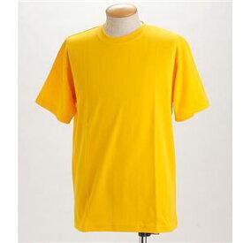 直送・代引不可ドライメッシュTシャツ 2枚セット 白+イエロー Lサイズ別商品の同時注文不可
