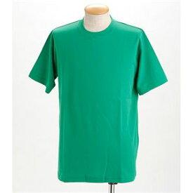 直送・代引不可ドライメッシュTシャツ 2枚セット 白+グリーン LLサイズ別商品の同時注文不可
