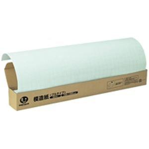 直送・代引不可ジョインテックス 方眼模造紙プルタイプ50枚ブルー P152J-B6別商品の同時注文不可