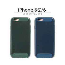 直送・代引不可stil iPhone6/6S LONDON FOG Bar カーキ【代引不可】別商品の同時注文不可