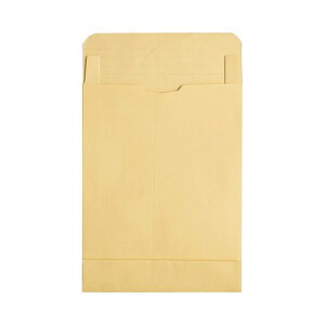 直送・代引不可(まとめ) TANOSEE マチ付クラフト大型封筒(幅広) 角0 120g/m2 1パック(50枚) 【×2セット】別商品の同時注文不可