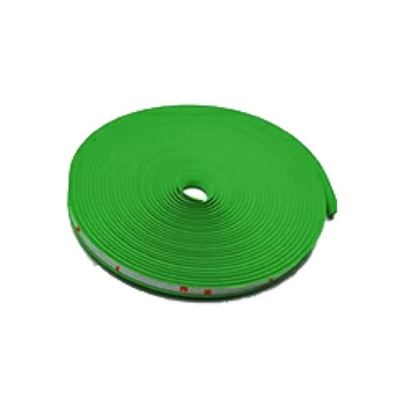 直送・代引不可(まとめ)ITPROTECH ホイールリムプロテクター/グリーン YT-WRP75-GR【×3セット】別商品の同時注文不可