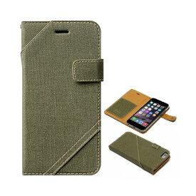 直送・代引不可iPhone6s/6 ケース ZENUS Cambridge Diary(ゼヌス ケンブリッジダイアリー)アイフォン(khaki)【代引不可】別商品の同時注文不可