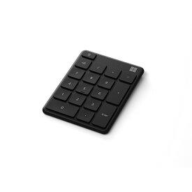 23O-00002 「直送」【代引不可・他メーカー同梱不可】 日本マイクロソフト Microsoft ナンバー パッド マット ブラック 【10入】
