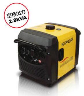 """KIPOR[IG2800]""""直递""""换流器发电机系列IG-2800"""