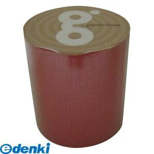 フルトー 2681580004 ガムテープバッグキット 赤 50mm×5m