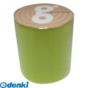 フルトー 2681580015 ガムテープバッグキット 蛍光黄 50mm×5m