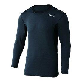 おたふく手袋 4970687616213 JW−602 BTデュアルメッシュ ロングスリーブ クルーネックシャツ