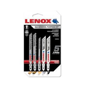 レノックス LENOX 1994456 多目的Tシャンクジグソー5本セット C450T,C416T,C320TS,B134T,B324T各1本