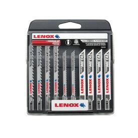 レノックス LENOX 1994458 ケース入り多目的Tシャンクジグソー10本セット C450T,C416T,C320TS,B134T,B324T各2本