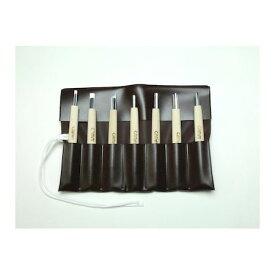 道刃物工業 15100700 カービー彫刻刀 7本組