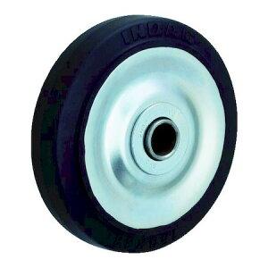 【あす楽対応】「直送」【ポイント2倍】イノアック GR-100W 中荷重用キャスター ゴム車輪のみ Φ100 GR100W