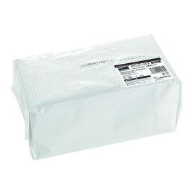 【あす楽対応】「直送」TRUSCO KKL-W カウンタークロス 30x60cm ホワイト 100枚入 レーヨン100% KKLW tr-1610241 使い勝手の良い不織布のふきん