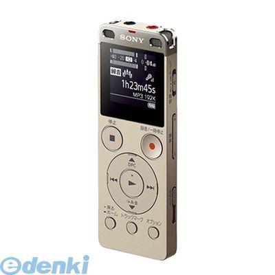 ソニー [ICD-UX560F-N] ステレオICレコーダー 4GB ゴールド ICDUX560FN