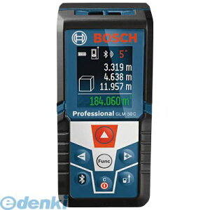 BOSCH ボッシュ GLM50C データ転送レーザー距離計 測量用品 工事用品 最大測定距離50m スマキョリ データ転送レーザー距離計50m 電動工具 巻尺