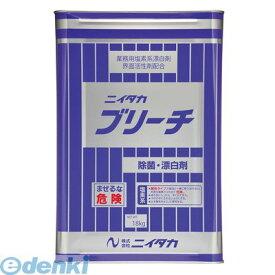 [JSVE403] ニイタカ ブリーチ(除菌・漂白剤) 18kg 4975657234237