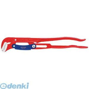 【ポイント2倍】クニペックス KNIPEX 8360-010 ミニウォーターポンププライヤー コブラ 125mm パイプレンチS型 330mm KNIPEX8360-010 KNIPEX社