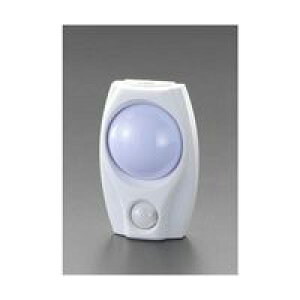 エスコ EA864CB-11 AC100V/4WLEDセンサーライト EA864CB11【キャンセル不可】