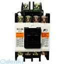 富士電機 [SC-4-0/G COIL-DC24V 1A] 直流操作形電磁接触器(ケースカバーなし) SC40GCOILDC24V1A
