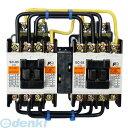 富士電機 [SC-4-0RM COIL-AC100V 1BX2] 可逆形電磁接触器(ケースカバーなし) SC40RMCOILAC100V1BX2