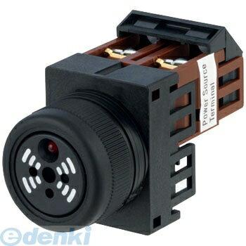 富士電機 [DR30B5-EB] ブザー DR30シリーズ 黒 DR30B5EB