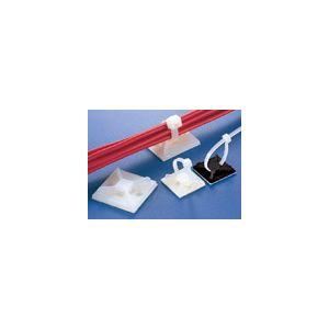 ヘラマンタイトン [MB4A] マウントベース 乳白【100個入】 MB-4A