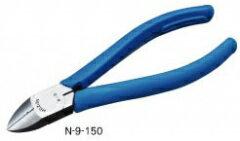 【あす楽対応】ホーザン [N-9-125] ストリップ穴付ニッパー 125mm N9125