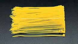 [EA475E-150]150mm(黄)結束バンド(100本)【YDKG-k】【ky】【YDKG-k】【ky】