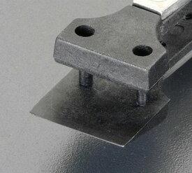 エスコ EA595AR-51 115x16mm ESD/ステンレス製 ウェファー用ピンセット EA595AR51【キャンセル不可】
