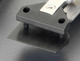 エスコ EA595AR-52 130x23mm ESD/ステンレス製 ウェファー用ピンセット EA595AR52【キャンセル不可】