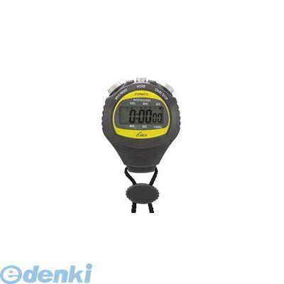ワイナック [LS001B] LINKSY【リンクシー】 濡れても安心防滴機構 スプリットタイム・ディアルタイム時計付 1/100秒 ストップウォッチ ブラック