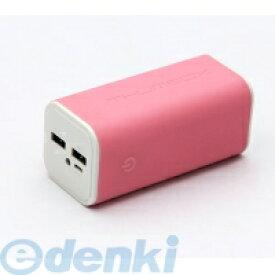 THUMBOX JOB03C-PK Power Bank 10400 light pink JOB03CPK