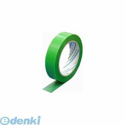 ダイヤテックス [Y-09-GR25x25] パイオラン クロス粘着テープ 塗装養生用 色:ミドリ 25mm×25m 60巻入 (60入) Y09GR25x25