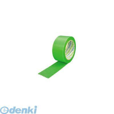 ダイヤテックス [Y-09-GR50x25] パイオラン クロス粘着テープ 塗装養生用 色:ミドリ 50mm×25m 30巻入 (30入) Y09GR50x25