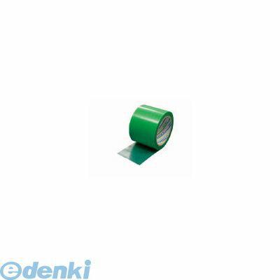 ダイヤテックス [Y-09-GR75x25] パイオラン クロス粘着テープ 塗装養生用 色:ミドリ 75mm×25m 18巻入 (18入) Y09GR75x25