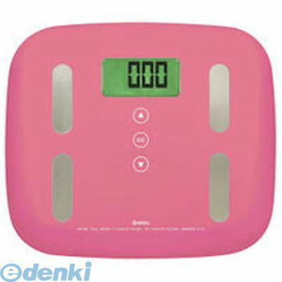 ドリテック(DRETEC) [BS-238PK] 体重体組成計 ボディスケール ピエトラプラス ピンク BS238PK