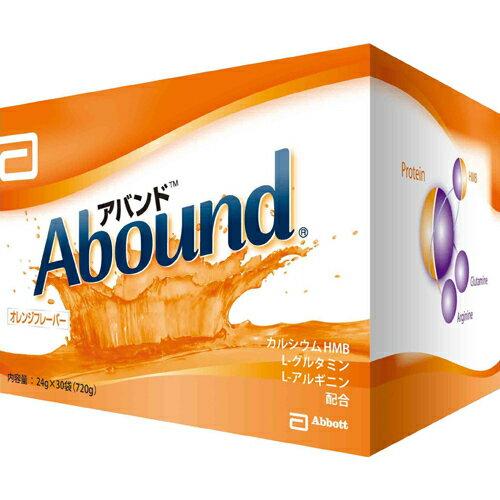 【個数:1個】4987439196930 Abbott japan(アボットジャパン) アバンド オレンジフレーバー 24g×30袋